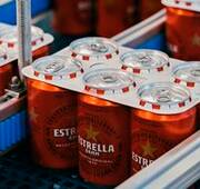 Damm and Ball launch World's First Aluminium Stewardship Initiative Certified Beverage Cans