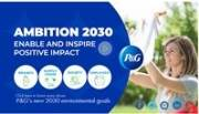 P&G Announces New Environmental Sustainability Goals Focused on Enabling and Inspiring ...