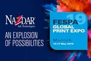 Nazdar Ink Technologies to reveal latest innovations at FESPA Global Print Expo 2019