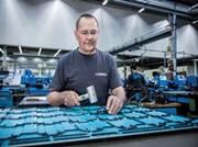 Marbach expandiert in Amerika - Neuer Produktionsstandort in Michigan City, Indiana