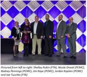 PCMC receives prestigious 2019 FTA Technical Innovation Award