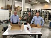DS Smith Optimises Zalando's Shipping Packaging: Quickly Packed, Quickly Delivered