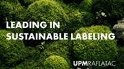 UPM Raflatac showcases sustainable labeling solutions that help reduce, recycle and renew at ...