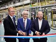 AVERY DENNISON OFFICIALLY OPENS $65 MILLION EXPANSION IN LUXEMBOURG