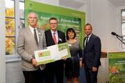 DS Smith Aschaffenburg Paper Mill receives the 'Blossoming Company' Award