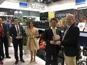 Roland DG's TrueVIS Series Wide-Format Inkjet Printer/Cutters Earn Top Honours in ...