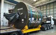 Toscotec enters the Caribbean market with a new TT SYD for César Iglesias, Santo Domingo