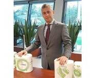 Francesco De Luca is Fabio Perini SpA's new General Manager for the Bologna site