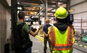 'Military Makeover' Series from Lifetime TV Visits Kingsport Mill