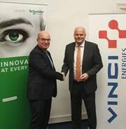 VINCI Energies bestätigt Übernahme der Converse Energy Projects GmbH
