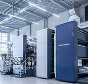 Third RotaJET for decor printer - Interprint invests in yet another digital press from ...