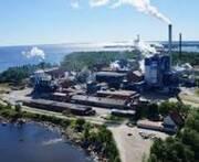 Rottneros beschließt Umweltinvestitionen im Werk Vallvik