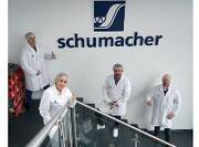 Schumacher Packaging plant in Forchheim successfully BRC-certified
