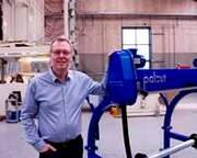 Michael V. Jensen - neuer Vertriebsleiter bei Palcut A/S