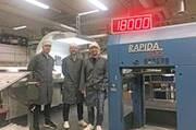Eson Pac setzt auf zukunftsorientierte Bogenoffset-Technik von Koenig & Bauer