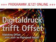 Symposium Digitaldruck trifft Offset