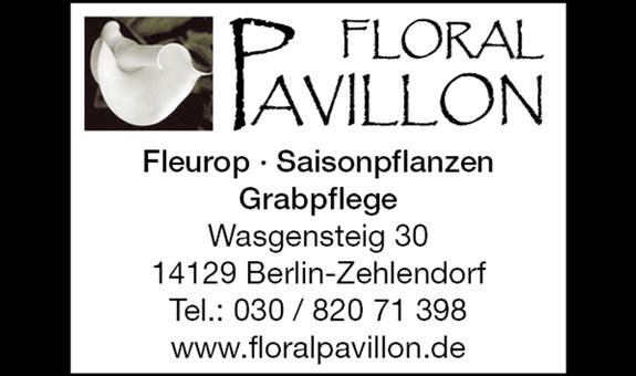 Logo von Floral Pavillon