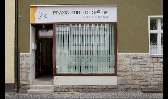 Logo von Scholz, Christiane - Praxis für Logopädie