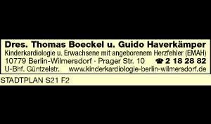 Logo von Boeckel, Thomas und Guido Haverkämper, Dres.