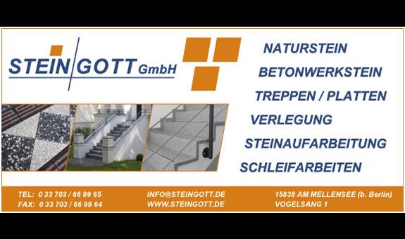 Logo von Steingott GmbH