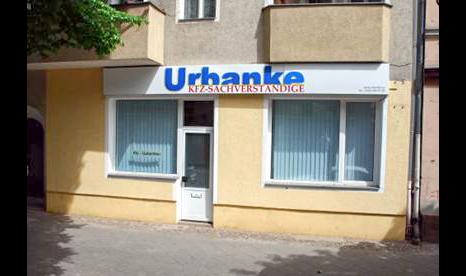 Logo von Kfz-Sachverständige Urbanke & Partner
