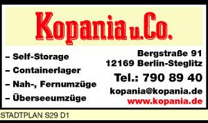 Logo von Kopania u. Co.