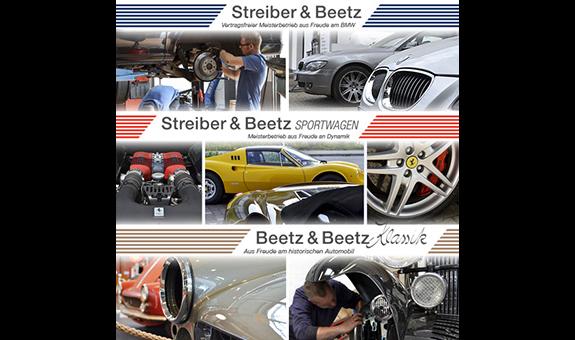Logo von Streiber & Beetz Vertragsfreier Meisterbetrieb aus Freude am BMW