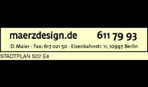Logo von märzdesign