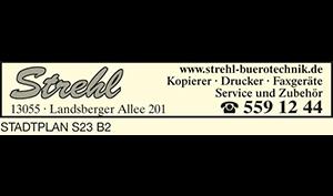 Logo von Strehl Bürotechnik