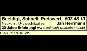 Logo von Herrmann Jan