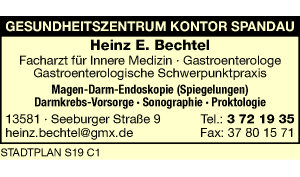 Logo von Bechtel Heinz E.