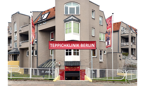 Logo von Teppichklinik Berlin by Carpet-House-Rose UG (haftungsbeschränkt)