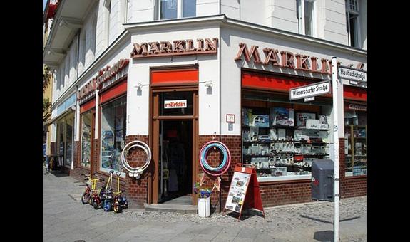 Logo von Märklin & Spielwaren