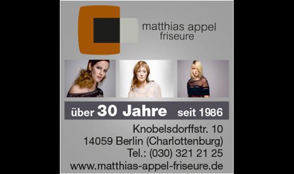 Logo von Appel Matthias