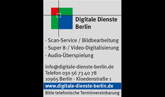 Logo von Digitale Dienste Berlin