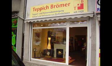 Logo von Brömer Teppichreinigung Inh. Olaf Prescher