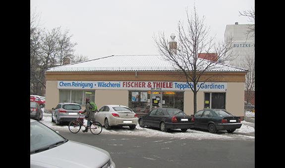 Logo von Fischer & Thiele GmbH