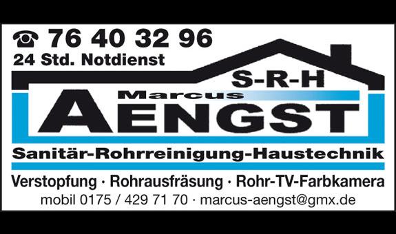 Logo von Aengst Marcus