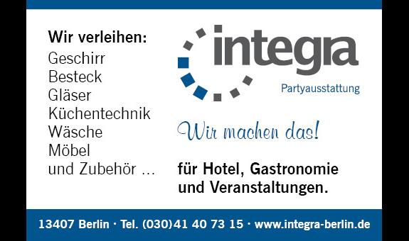 Logo von integra gemeinnützige GmbH