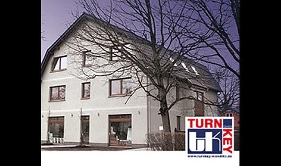 Logo von TURN KEY Hochbau GmbH