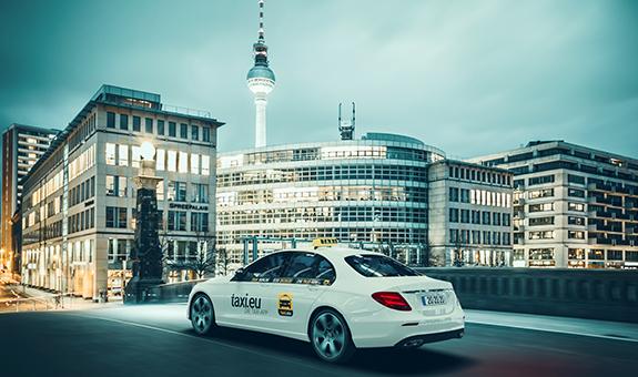 Logo von Taxi Berlin