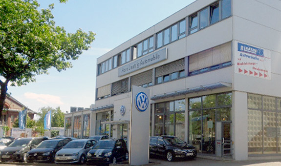 Logo von Hans Laatzig Automobile GmbH