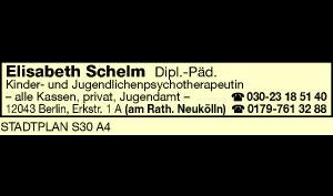 Logo von Schelm Elisabeth Dipl.-Päd.