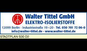 Logo von Tittel GmbH, Walter
