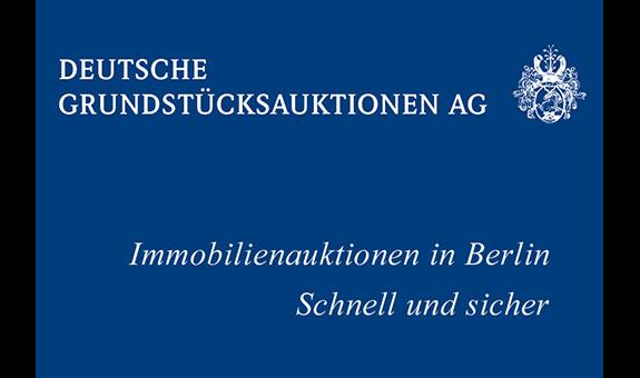 Logo von Deutsche Grundstücksauktionen AG