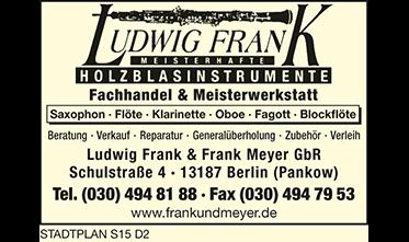 Logo von Frank, Ludwig & Frank Meyer GbR