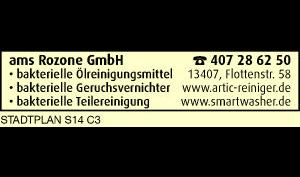 Logo von ams Rozone GmbH