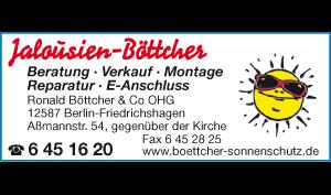 Logo von Böttcher & Co. OHG Ronald