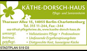 Logo von Käthe-Dorsch-Haus GmbH