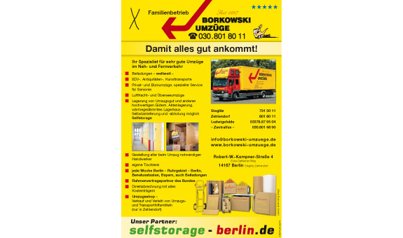 Logo von Alfred Borkowski GmbH